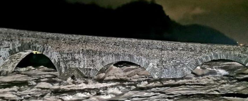 PATRIZIO ANDREUCCETTI – il fiume, per fortuna, è sotto controllo. La paura, come spesso accade, c'è stata,