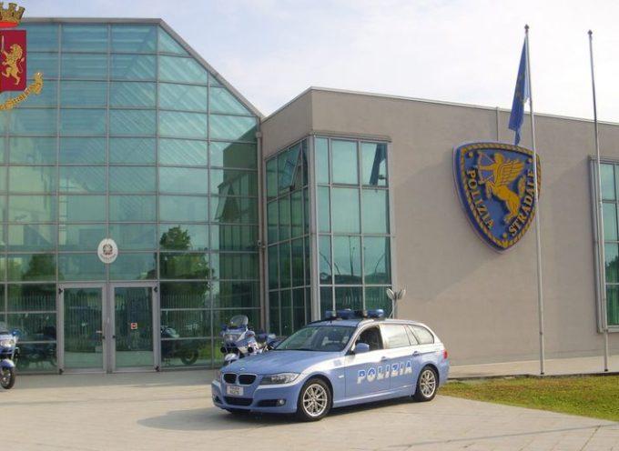 La Polizia Stradale di Lucca fa un bilancio sul 2020: meno incidenti stradali e più infrazioni.