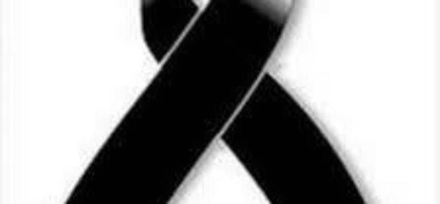 il Sindaco Andrea Tagliasacchi e l'amministrazione comunale tutta si uniscono al dolore dei familiari e degli amici di Luigi Viviani,