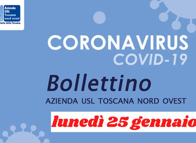 I CASI DI COVID IN VERSLIA SONO 20