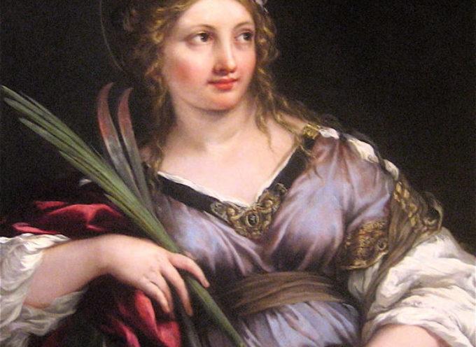 Il Santo del giorno, 30 Gennaio: Santa Martina, Vergine e martire