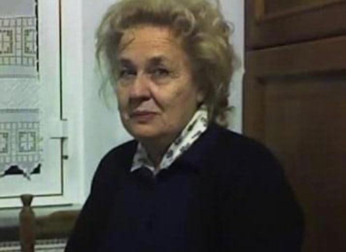 Strettoia di Pietrasanta – Muore Maria Antonietta Belli, la storica maestra della Scuola Mutti. L'Addio del Comitato Strettoia.