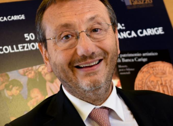 """IL SOSTEGNO ALL' ARTE E ALLA CULTURA DI BANCA CARIGE A """"LA DIRETTA AGGIORNATA"""""""