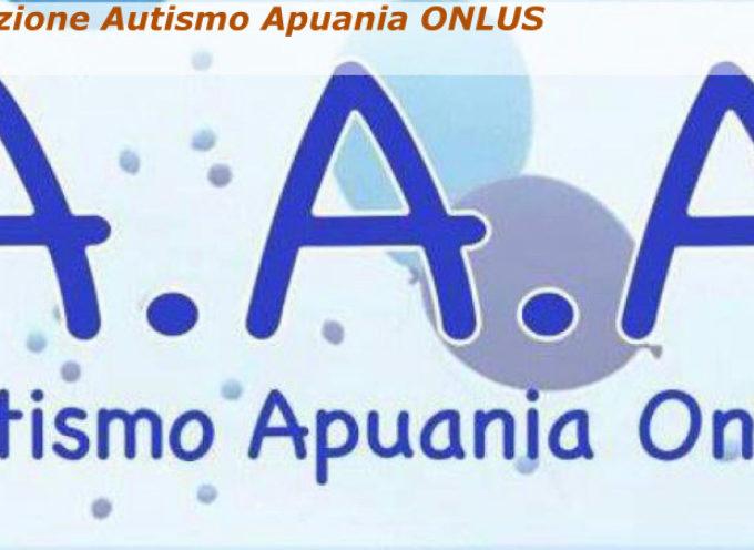 Domani l'inaugurazione del nuovo sito di Autismo Apuania Onlus – Siete tutti invitati a prendere parte all'evento on line. All'interno le indicazioni per partecipare.
