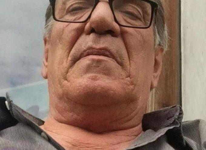 Seravezza piange un'altra vittima di Covid, il pittore e antiquario Andrea Salvatori