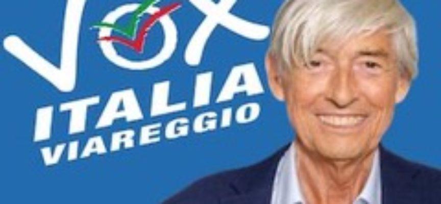 """VOX ITALIA VIAREGGIO APPOGGIA LA PROTESTA ESERCENTI """"IO APRO 15 GENNAIO"""""""