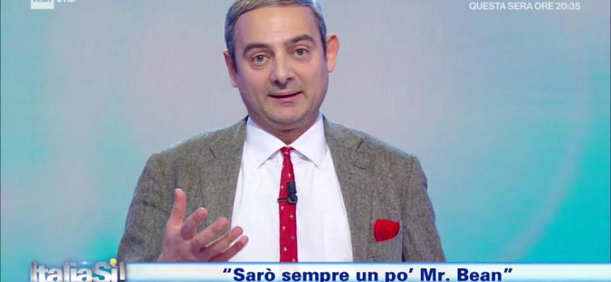 """Arnaldo Mangini, il sosia di Mr Bean e protagonista de """"L'Uomo Samargantico"""", sulla RAI"""