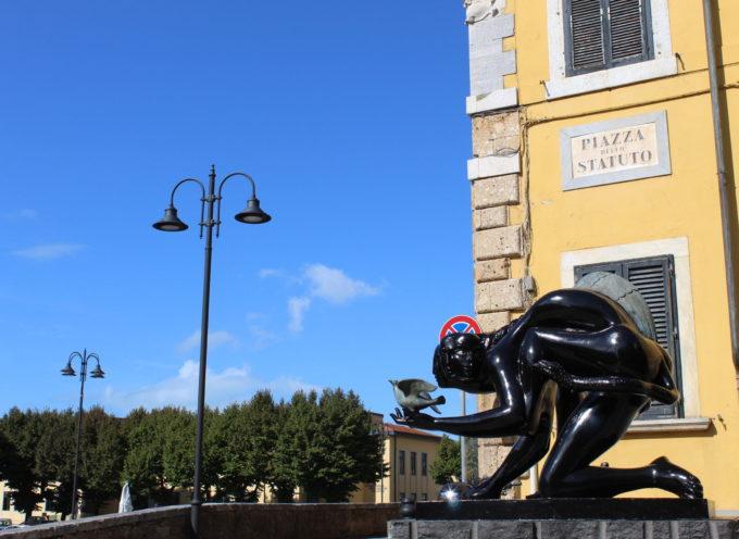 """risorgono i """"I tre pugni"""" di Cortina, restauro anche per la celebre cornice di Nall"""