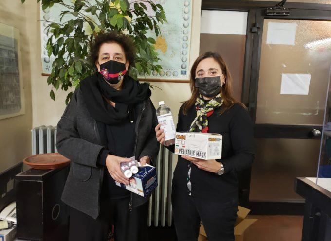 Pescia, arrivano altre 100mila mascherine per i cittadini