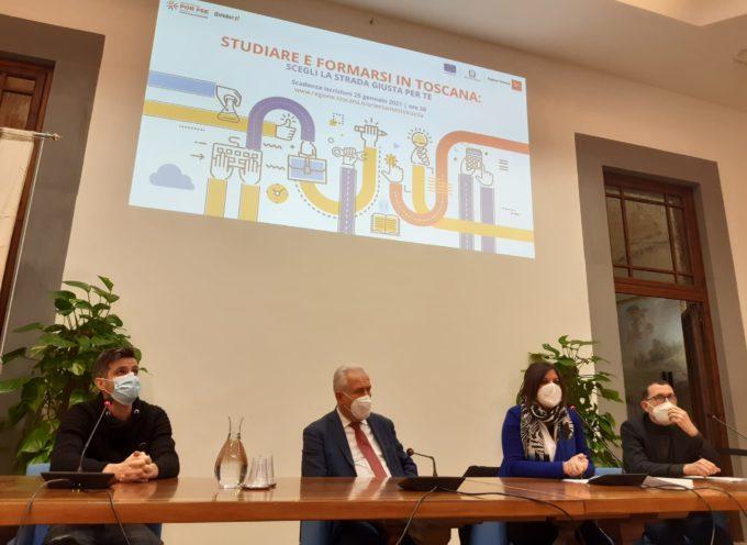 In 33mila verso le superiori: Giani, Nardini e Lorenzo Baglioni invitano alla 'scelta giusta'