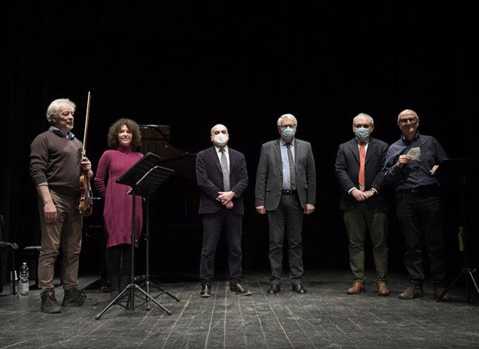 Terminate le registrazioni dello spettacolo di reading musicale al teatro di San Girolamo