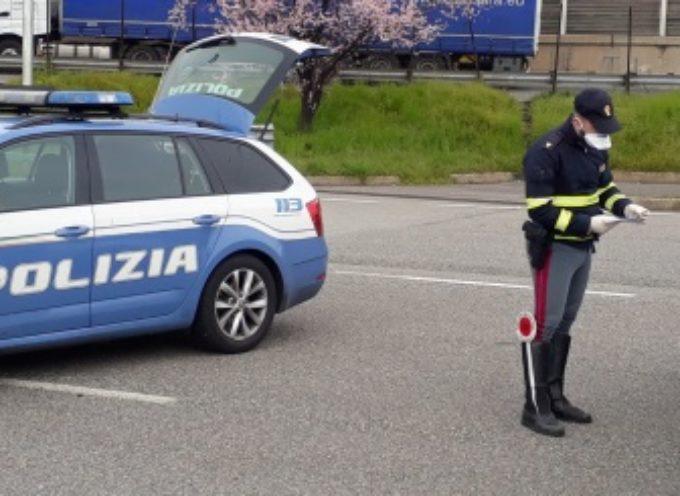 Polizia stradale: i dati del 2020