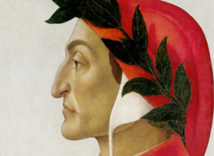Dante in pillole sui social della biblioteca comunale