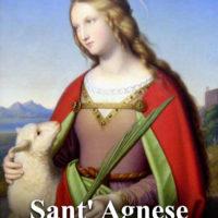 Il Santo del giorno, 21 Gennaio: S. Agnese,
