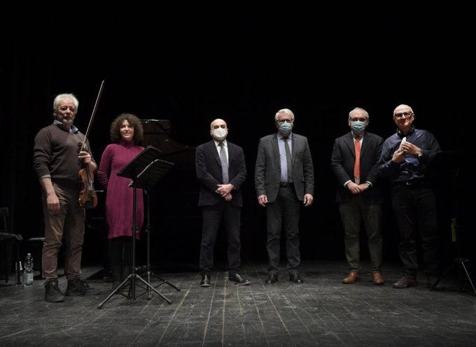 Paolo Hendel legge Italo Calvino in un reading musicale, al teatro del giglio