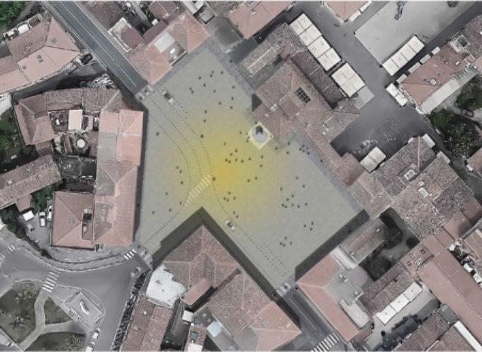 Apre il cantiere per la riqualificazione di Piazza Carducci.