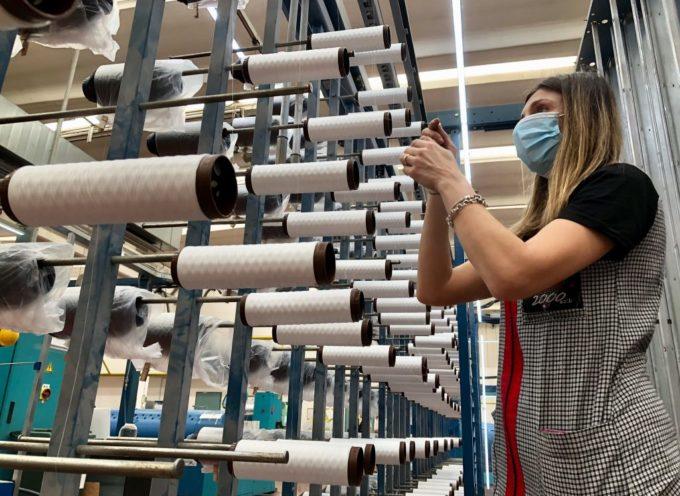 Produzione industriale a Lucca, Pistoia e Prato: il 4° trimestre e la chiusura del 2020.