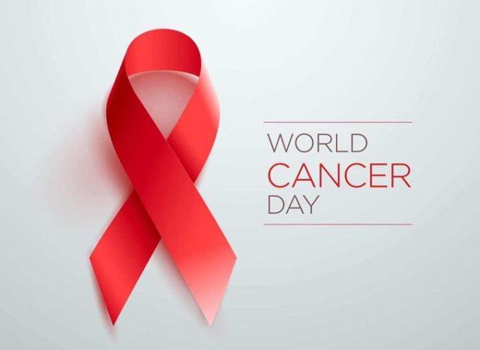 Agire contro il cancro è una priorità globale.