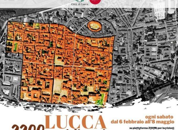 Lucca 2200 anni di storia: inizia domani la rassegna che racconta la storia della città.