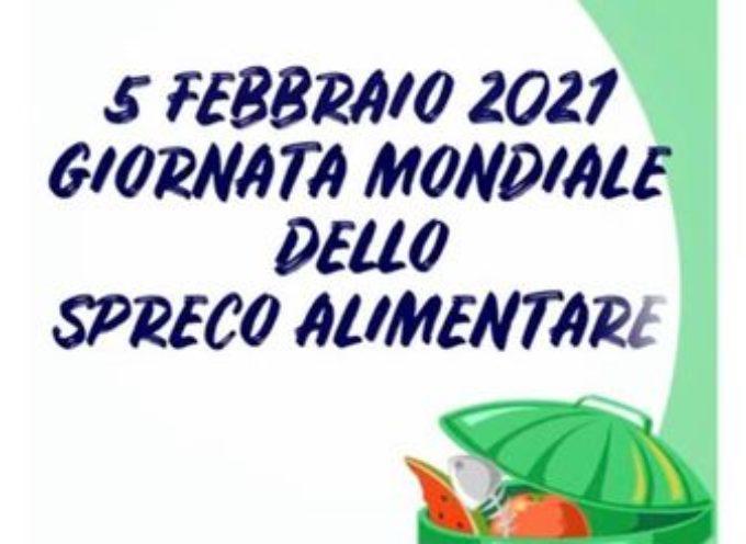 Oggi, 5 febbraio, è la giornata mondiale contro lo spreco alimentare.