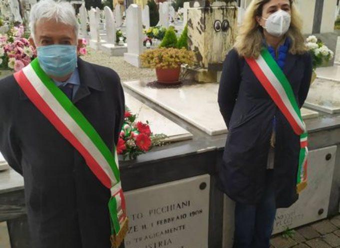 FORTE DEI MARMI – Commemorazione del Giorno del ricordo.