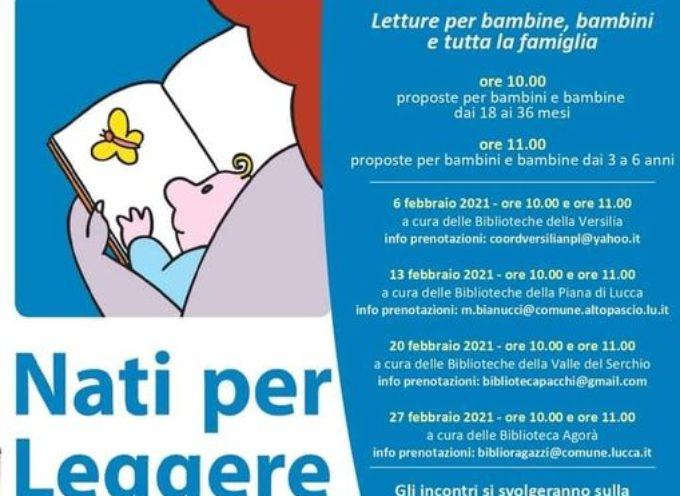 CASTELNUOVO DI GARFAGNANA – Bambini e genitori tornano le letture di Nati per Leggere