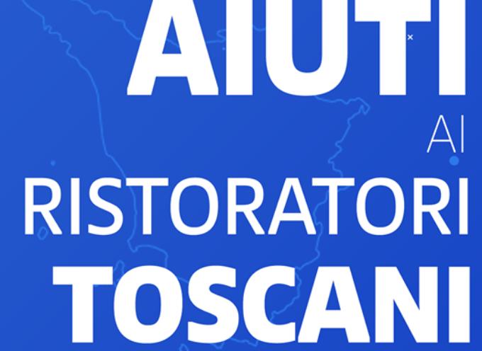 La Toscana è al fianco dei ristoratori e delle attività colpite dalle restrizioni nazionali.