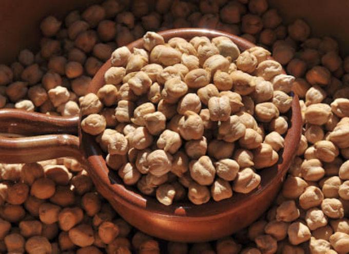 Tra febbraio e marzo è tempo di semina dei ceci.