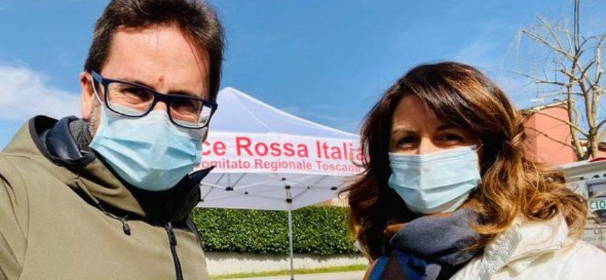 La campagna di prevenzione Territori Sicuri di Regione Toscana ha fatto tappa a #Barga.