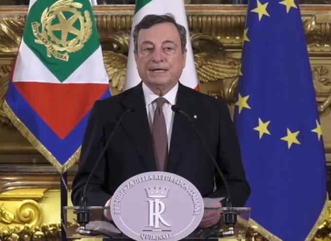 Governo Draghi, ecco la lista dei ministri del nuovo esecutivo