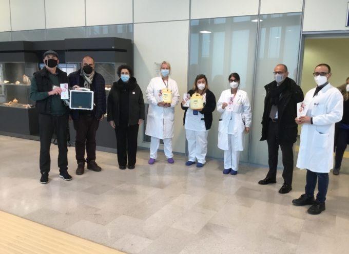 Nuova donazione dell'associazione Alice Benvenuti ONLUS alla Pediatria di Lucca
