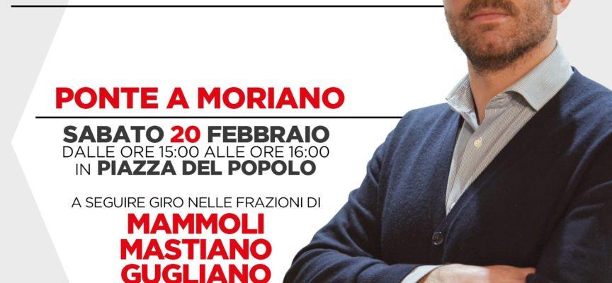 Politica e territorio: Difendere Lucca parte dal morianese col consigliere Barsanti