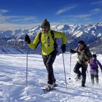 Pantaloni da escursionismo per l'inverno