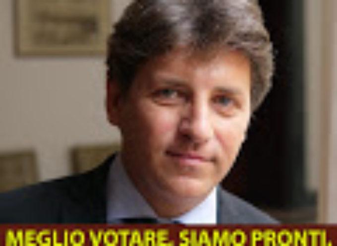 Senatore Ferrara M5S – Noi al lavoro su temi, da Renzi solo NO per poltrone e potere, meglio voto, italiani sapranno giudicare