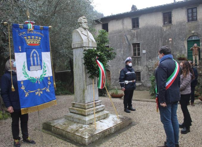 Cittadini illustri: anniversario morte poeta Carducci per la prima volta senza studenti a Valdicastello,