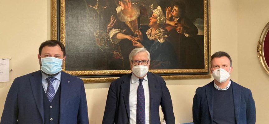 """""""Insostituibile l'opera svolta dalla Fondazione cassa di Risparmio di Lucca. Insieme lavoreremo per la città ed il territorio"""""""