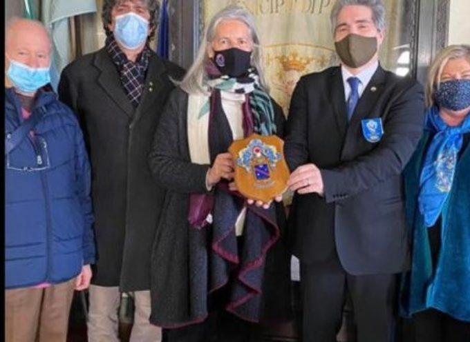 Si rinsalda la collaborazione fra comune di Pescia e l'Associazione Nastro Azzurro