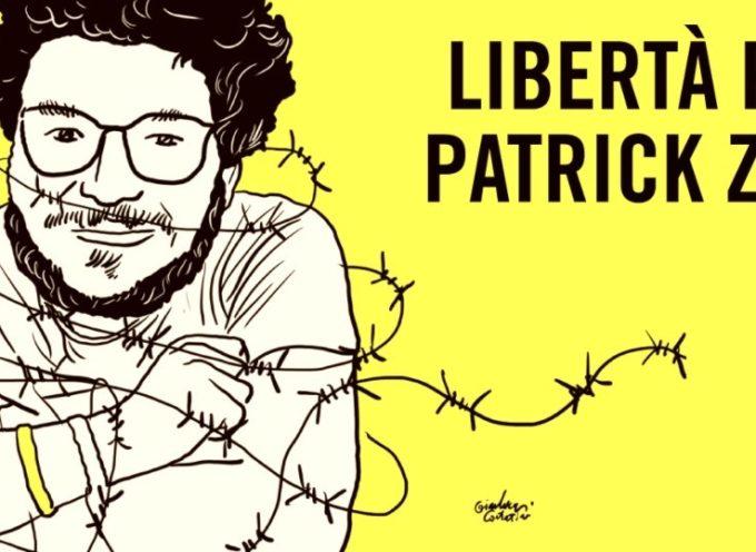Lunedì 8 febbraio Porta Elisa si tinge di giallo per Patrick ZaKi