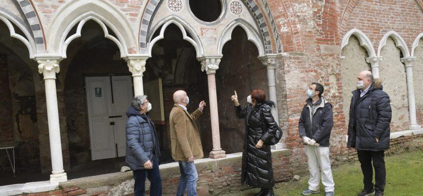 Il questore di Lucca in visita al Real Collegio