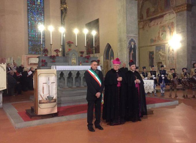 Le celebrazioni del comune di Pescia per la patrona della città S.Dorotea
