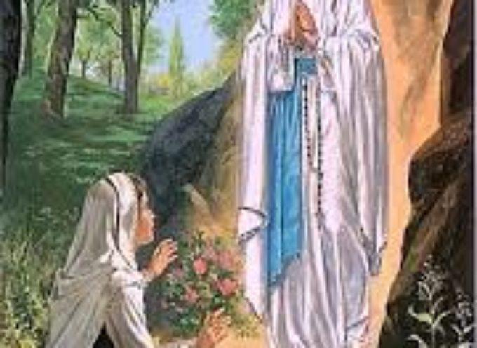 Verso la festa liturgica di Nostra Signora di Lourdes,