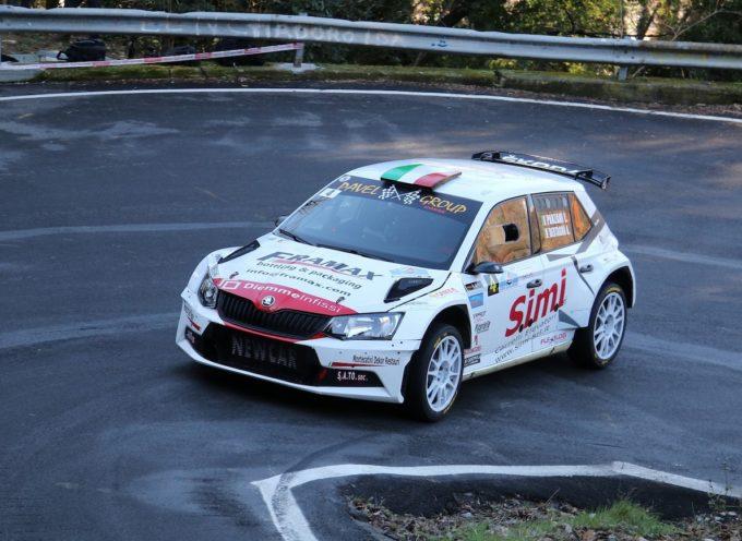 Luca Panzani vince il 37esimo rally del Carnevale su Profeta e Paperini