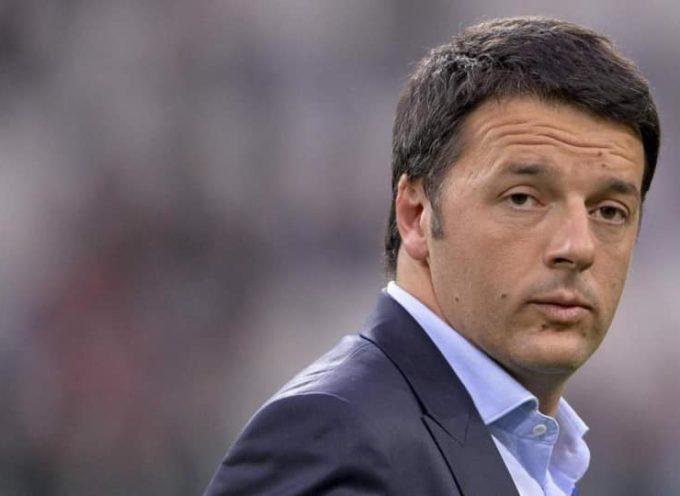 una missiva con dei bossoli è stata inviata in Senato al senatore Matteo Renzi.