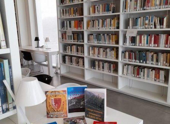 """La seconda donazione di Giorgio Giannelli alla sua """"Città che legge"""""""