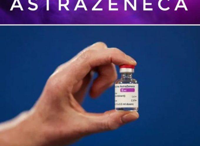 Attenzione La toscana ha già provveduto a sospendere l'utilizzo del lotto ABV2856 del vaccino #AstraZeneca