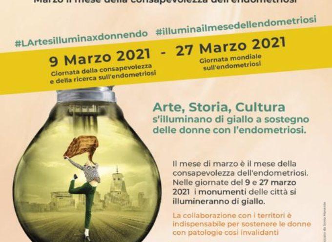 Bagni di Lucca.. Il mese della consapevolezza dell'endometriosi