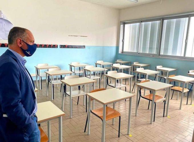 apertura dopo Pasqua delle scuole fino alla prima media  anche nei territori in zona rossa.
