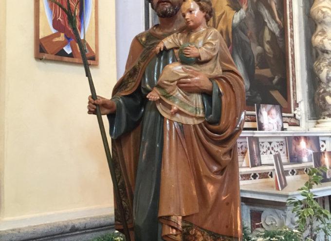 a Querceta per il secondo anno un San Giuseppe in tono minore. Tristezza e speranza nelle parole del sindaco Riccardo Tarabella