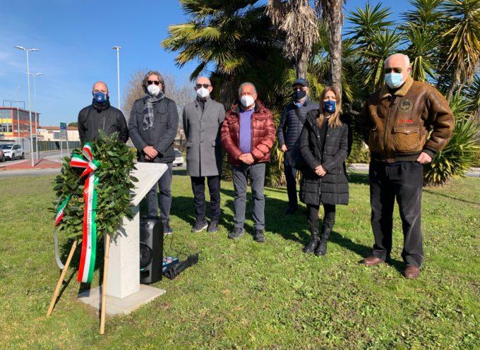 VIAREGGIO – FRATELLI D'ITALIA COMMEMORA EMANUELE PETRI, POLIZIOTTO UCCISO DALLE BR