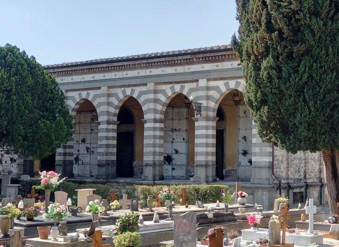 """Furti cimitero Lunata, Ricci (Fdi): """"Installare le telecamere all'esterno e all'interno dei cimiteri"""""""